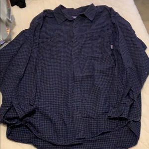 Patagonia men's button down shirt